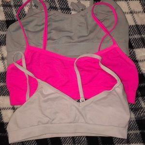 little girls training bras | not padded